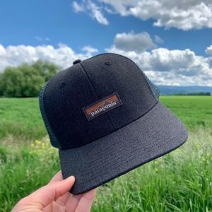 NWT Patagonia Hemp Canvas Trucker Hat - In…